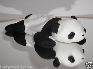 Ty  Peking The Panda Beanie Baby,1st Gen.Tush Tag