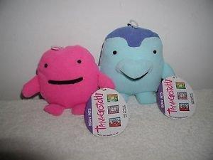 Tamagotchi  Bean Pet Stuffed Bean Bag Plush New With Tags
