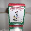 "Hallmark ""Minnie's Luggage Car"" Holiday Ornament,Christmas Ornament"