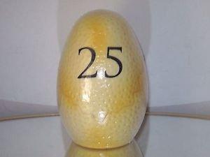 NEW SEALED  Hallmark Dinotopia Alpha Series Egg # 25