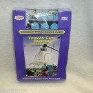 "Thomas & Friends ""Thomas Gets Bumped"" DVD  + Bonus Wooden Train"