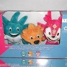Guadalajara 2011 Pan American Games Plush Collectible Set of Official Mascots