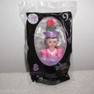 McDonald's Wizard of Oz Madame Alexander 2008 Happy Meal # 9 Flower Munchkin