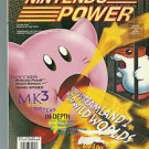 Nintendo Power Kirby's Dreamland 2,SECRET OF EVERMORE POSTER,Vol.72