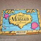 RARE 1997 McDonald's Disney Little Mermaid,Collectors Edition, Golden Toy Set