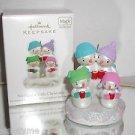 "Hallmark Keepsake""We Need a Little Christmas""2011 Christmas Ornament,w/Sound,NIB"