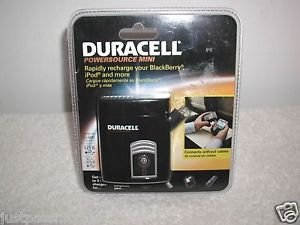 NEW,Duracell 852-0257 USB Lithium Ion PowerSource Mini