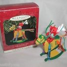 Hallmark Keepsake,Bright Rocking Colors,CRAYOLA Crayon,Rodeo Bear,Ornament