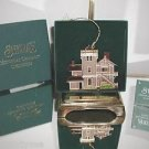 Shelia's,Historical,1st Edition,1995, East Brother Lighthouse,Holiday Ornament
