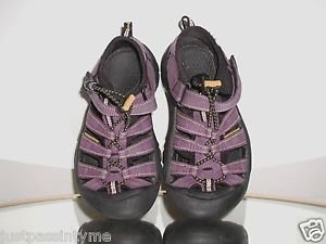 KEEN GIRLS WATERPROOF SHOES/SANDALS, SIZE 12,GREAT QUALITY,BUILT TO LAST!