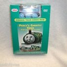 "Thomas & Friends: ""Percy's Ghostly Trick""DVD, Wooden Train Bonus Pack,NEW SEALED"