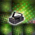 Tech Mini Stage Laser Light Night Stroboflash
