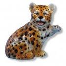 Capodimonte Small Leopard Paw Up