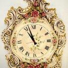 Capodimonte Large Clock