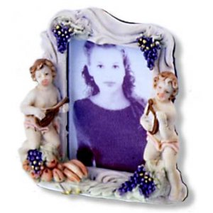 """""""Berger"""" Picture Frame- Small"""