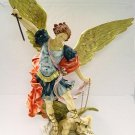 A. Santini St. Michael Statue