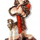 A. Santini Lady w/ Dog