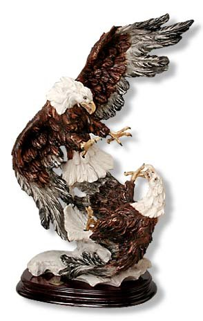 A. Santini Eagles Battle