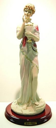 V. Sabadin Lady Figurine