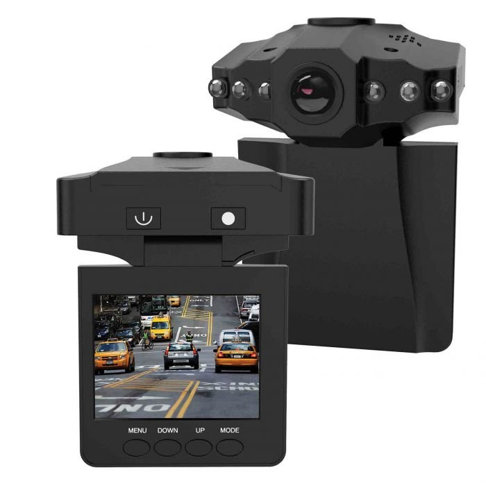 Vibe Dash Cam with Flip screen