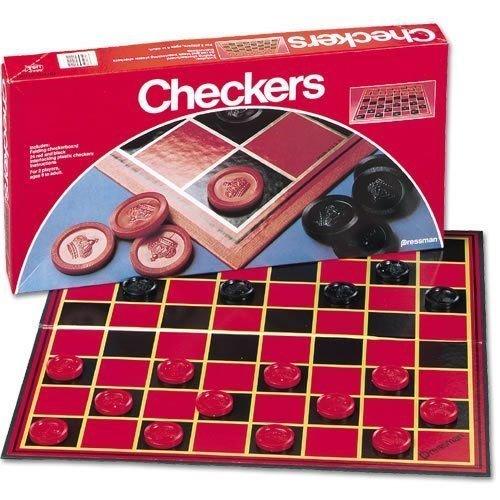 Checkers Kids Proprietary design board game
