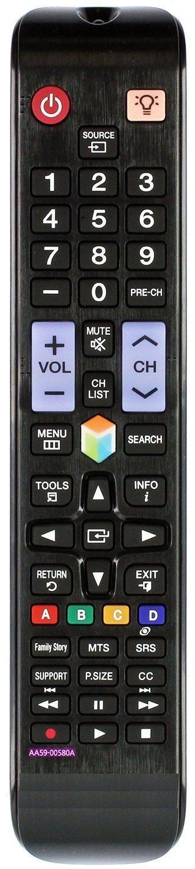 US NEW TV REMOTE AA59-00580A For Samsung UN32EH5300 UN40EH5300F UN46EH5300F