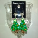 Christmas Tree Earrings