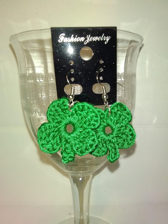 4 Leaf Clover Earrings