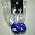 Beaded Bud Light Earrings