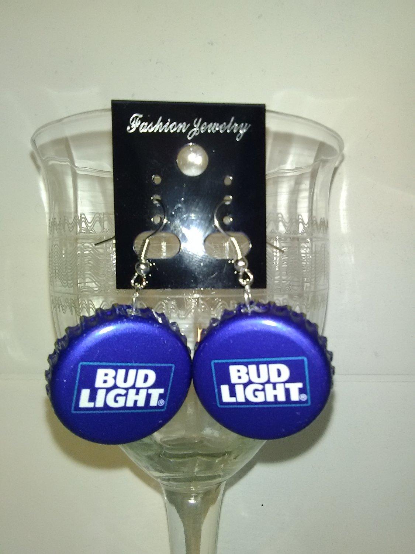 Bud Light Earrings
