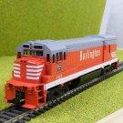 Athearn H0 Scale 3441 GE U30B C B & Q Burlington USA Diesel Locomotive Boxed for Model Railroad