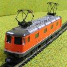 Kato N Gauge SBB CFF FFS Re6/6 Bo-Bo-Bo Swiss Electric Locomotive of Switzerland for Model Railway