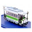 00 / HO 1:87 Scale Herbrand AEG TW4 Magdeburg Tram of 1894 - Light Rail for Model Railway
