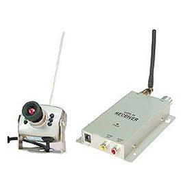 Wireless Camera with Audio