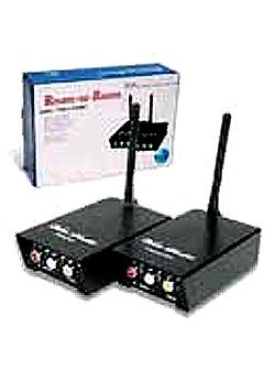 2.4H Wireless Transmitter & Receiver For Audio/Video