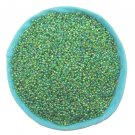 1000 Pcs 2mm Green Czech Glass Seed Spacer beads Jewelry Making DIY