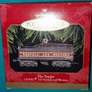 Hallmark Keepsake Ornament - The Tender Lionel 746 Norfolk & Western New in Box