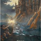 Hogwarts School Vintage First Years Poster