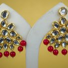 Statement Ruby Earrings, Dangle Earrings, Stud Earrings, Chandelier Earrings, Bridal Earrings 321