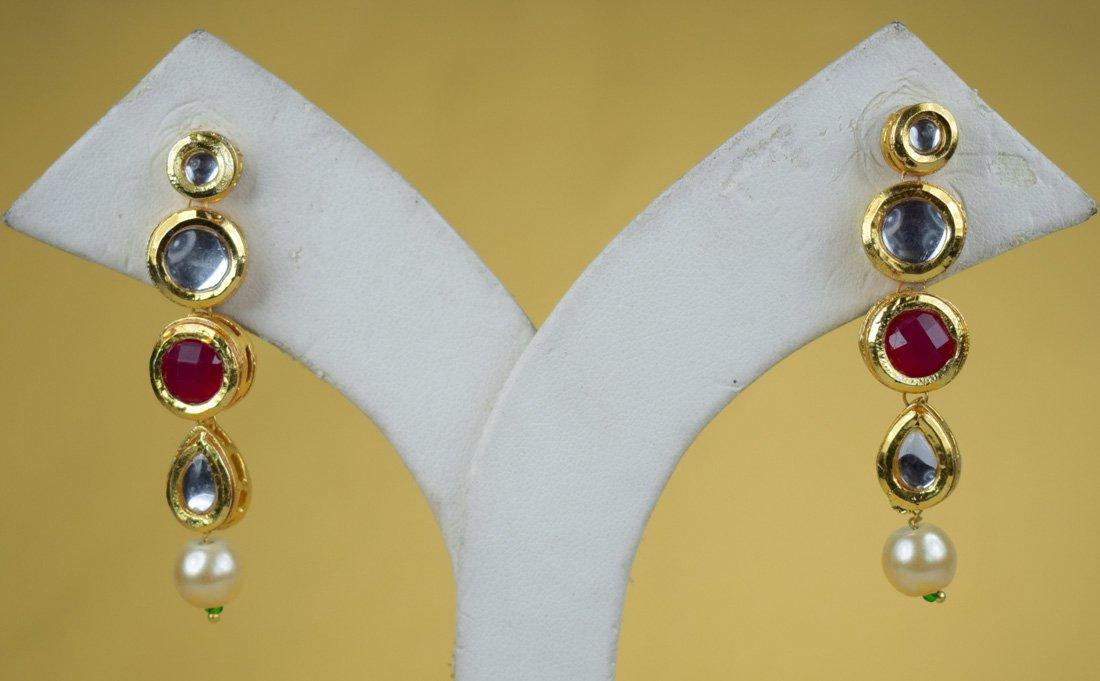 Stud Earrings, Dangle Earrings, Chandelier Earrings, Statement Earrings, Bridal Ruby Earrings 327