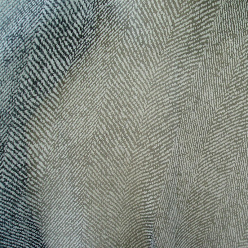 "Pure silk chiffon fabric herringbone 55"" wide  6 momme flowy high sheer"