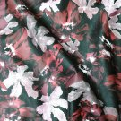 Printed PU leather fabric Eco friendly Faux fur DIY sewing jacket fashion fabric