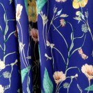 "pure silk crepe de chine floral print 44"" 16mm fashion apparel fabric"