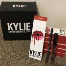Kylie Jenner True Brown K Lipkit (lipstick and liner)