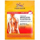 Tiger Balm Medicated Plaster-RD for Relief of Muscular Pains Cool