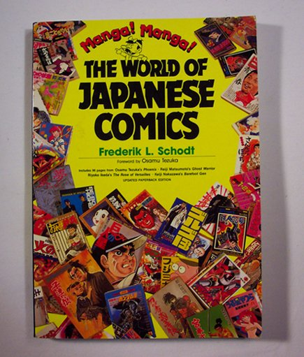 Manga! Manga! The World of Japanese Comics
