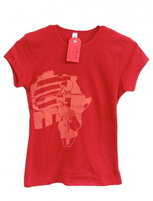 AFRICA (women's t-shirt)