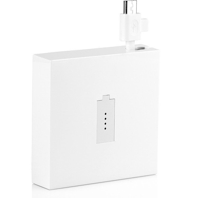 BRAND NEW White NOKIA DC-18 Universal Portable Charger Power Bank External Battery