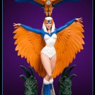 Pop Culture Shock MOTU SORCERESS Exclusive 1:4 Statue with ZOAR READ!!