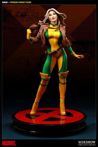 Rogue Premium Format Regular. Sideshow Collectibles  X-Men .